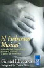 el embarazo musical: comunicacion, estimulacion y vinculo prenata-gabriel f. federico-9789501712582