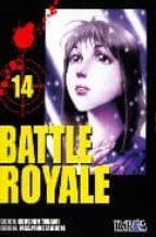 battle royale nº 14-koushun takami-9789875625082