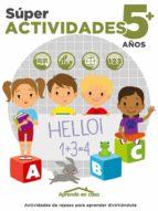libro actividades (5-6 años) aprendo en casa-8436026776292