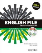 english file third edition: intermediate: student s book multipack b without oxford online skills practice-9780194520492