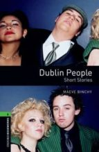 dublin people-short stories (obl 6: oxford bookworms library)-9780194792592
