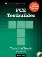 fc testbuilder student s book + cd pack with key n/e-9780230727892