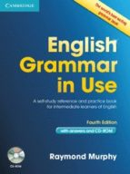 english grammar in use with answers and cd-rom (4th ed.) intermediate-raymond murphy-9780521189392
