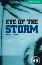 eye of the storm (level 3)-mandy loader-9780521536592