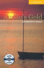 apollo s gold (level 2) (includes audio cd)-antoinette moses-9780521794992