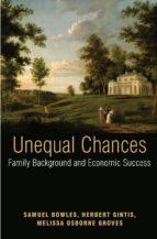 unequal chances (ebook)-9781400835492