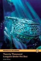 penguin readers level 1: twenty thousand leagues under the sea (libro + cd) jules verne 9781405877992