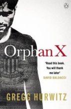 El libro de Orphan x autor GREGG HURWITZ DOC!