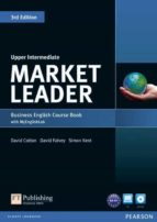 market leader 3rd edition upper intermediate coursebook with dvd  rom and mylab access 9781447922292