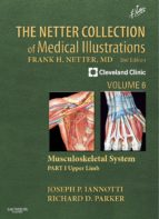 the netter collection of medical illustrations: musculoskeletal system, volume 6, part i - upper limb e-book (ebook)-joseph p iannotti-richard parker-9781455726592