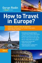 HOW TO TRAVEL IN EUROPE?