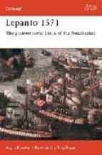 lepanto 1571: the greatest naval battle of the renaissance angus konstam 9781841764092