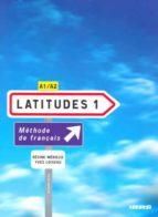 latitudes 1 (a1 a2) 9782278062492