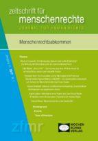 menschenrechtsabkommen (ebook) 9783734405792