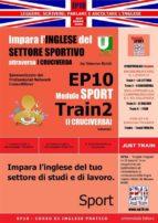 CORSO DI INGLESE PRATICO EP10 – IMPARA L'INGLESE DEL SETTORE SPORTIVO CON I CRUCIVERBA