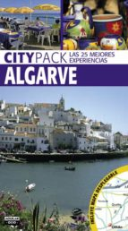 algarve 2017 (citypack) (incluye plano desplegable) 9788403516892