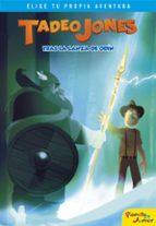 tadeo jones y la lanza de odin-9788408178392