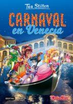 pack tea stilton 25: carnaval en venecia + parche tea stilton 9788408183792