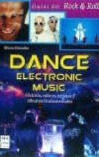 dance electronic music manu gonzalez 9788415256892