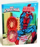 spiderman: sentido aracnido (incluye dos arañas que brillan en la oscuridad) 9788415343592