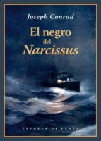 el negro del narcissus joseph conrad 9788416034192