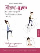 micro gym veronique schapiro chatenay 9788416368792