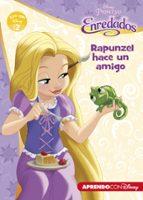 rapunzel hace un amigo (leo con disney nivel 2) 9788416548392