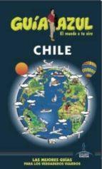 chile 2016 (guia azul)-9788416766192