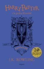 harry potter i la pedra filosofal (ravenclaw)-j.k. rowling-9788417016692