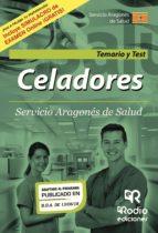 celadores del servicio aragones de salud: temario y test-9788417287092