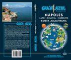 napoles   costa amalfitana 2018 (guia azul) angel ingelmo sanchez 9788417368692