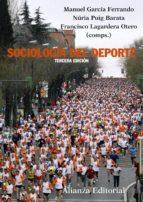 sociologia del deporte-manuel garcia ferrando-francisco lagardera otero-9788420682792
