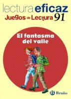 el fantasma del valle. cuadernillo de lectura-carlos miguel alvarez alberdi-9788421657492