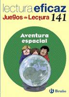 aventura espacial: juego de lectura angel alonso garcia 9788421660492