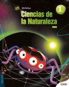 ciencias naturales 1º pauta trimestres  superpixépolis 9788426392992