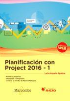 planificacion con project 2016 1 9788426725592