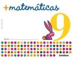cuaderno de matematicas 9 (educacion infantil)-9788429407792