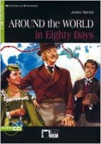 around the world in eighty days. book + cd 9788431655792