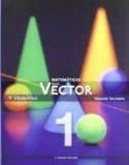 vector 1 + separata (primero de secundaria)-9788431686192
