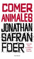 comer animales jonathan safran foer 9788432209192