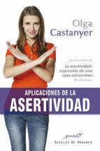aplicaciones de la asertividad-olga castanyer-9788433027092