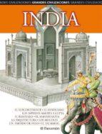 india: grandes civilizaciones-9788434227392