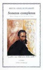 sonetos completos miguel angel (el joven) buonarroti 9788437606392