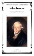 aforismos-georg christoph lichtenberg-9788437625492