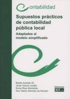 supuesto prácticos de contabildiad pública local-jose basilio acerete gil-9788445434192