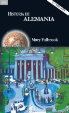 historia de alemania mary fulbrook 9788446024392