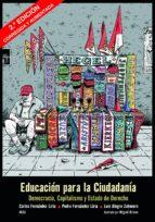 educación para la ciudadanía (ebook)-pedro fernandez liria-9788446035992