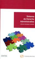sistema de derecho administrativo-german fernandez farreres-9788447040292