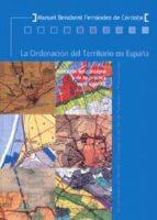 la ordenacion del territorio en españa manuel benabent fernandez 9788447208692
