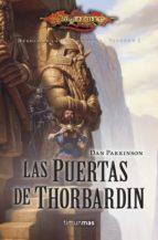 las puertas de thorbadin (heroes de la dragonlance nº 5)-dan parkinson-9788448006792